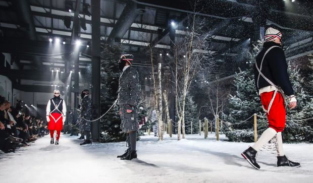 Moncler fall/winter '17