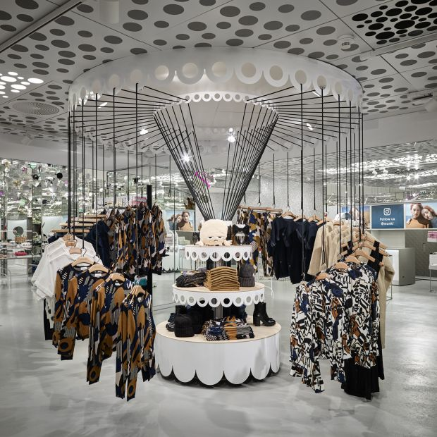 Monki's new store in Vienna