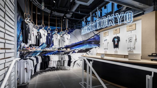 martillo Nebu Alacena  Retail: Straight outta Tokyo: The new Nike Kicks Lounge