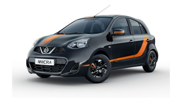 Nissan Micra Fashion Edition in collaboration with United Colors of Benetton