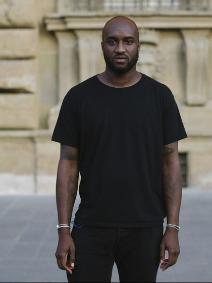 Off-White's Virgil Abloh