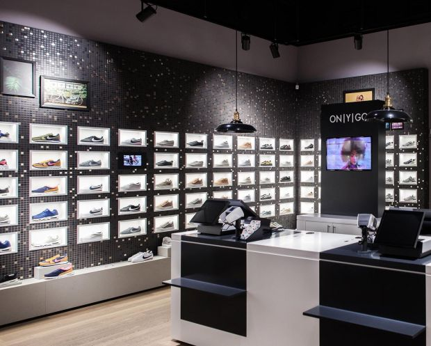 Onygo store in Berlin's Alexa center