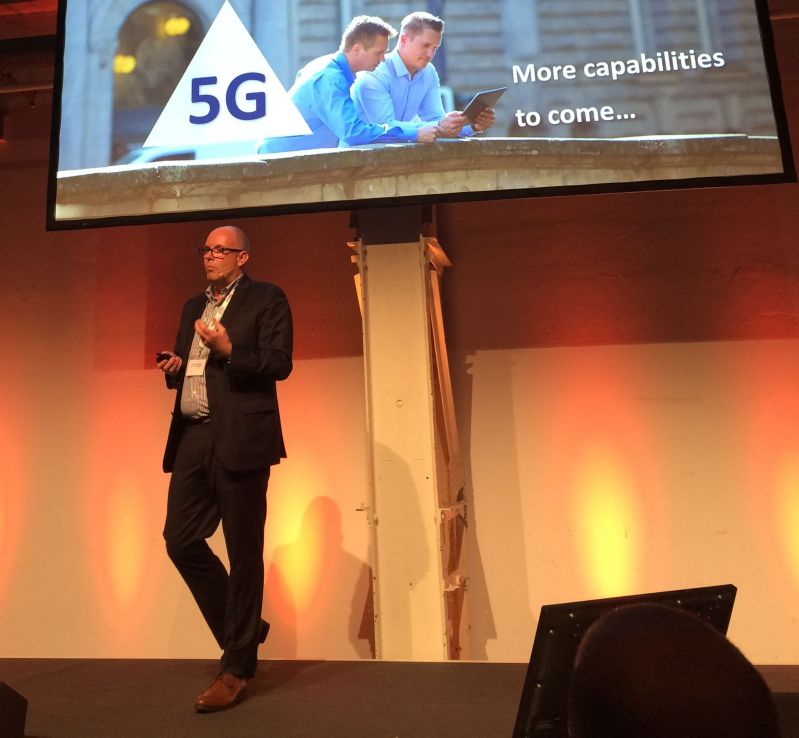Olaf Gerwig, co-founder and managing director at P3 Communications.