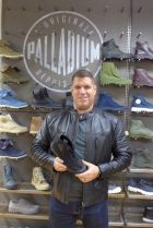 Douglas Segal new Brand Director for Palladium