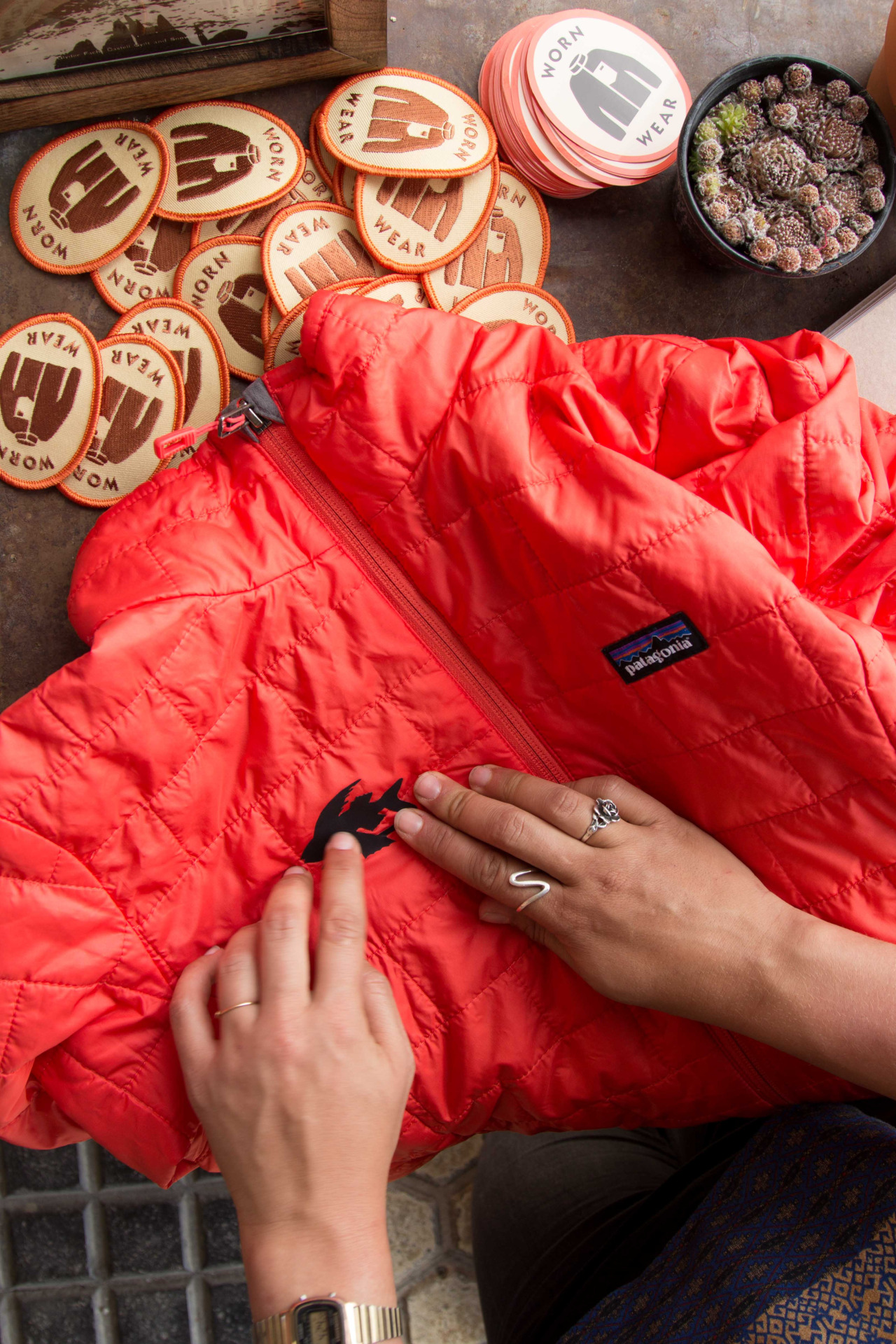 Patagonia wins award on circular economy and launches e-commerce Worn Wear platform