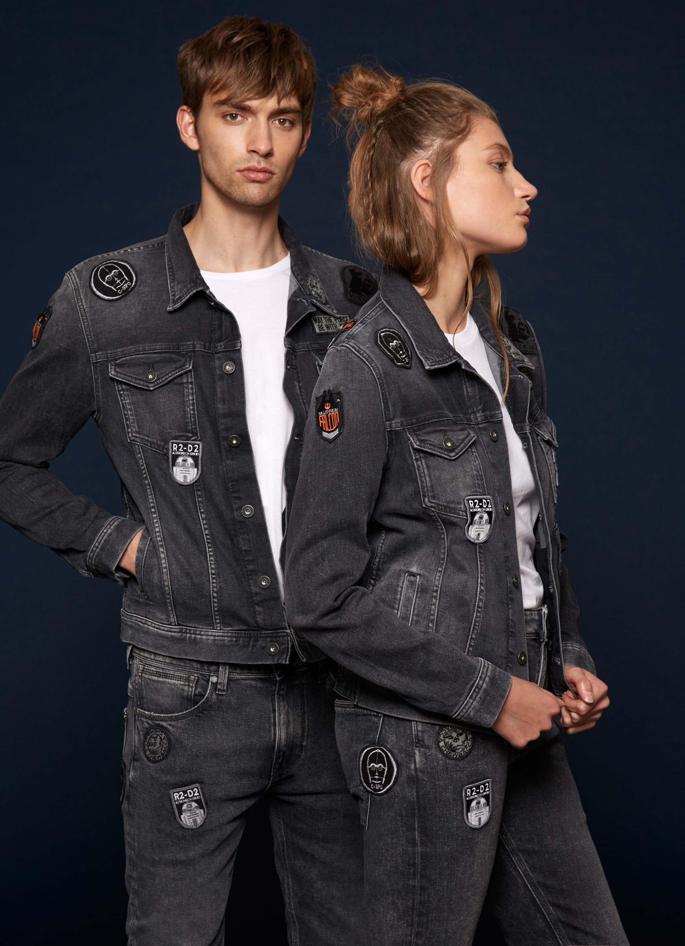 Pepe Jeans Star Wars capsule denim