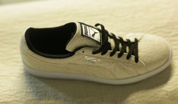 Puma Pinatex shoe