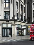 Rendering of the Canada Goose store on Regent Street