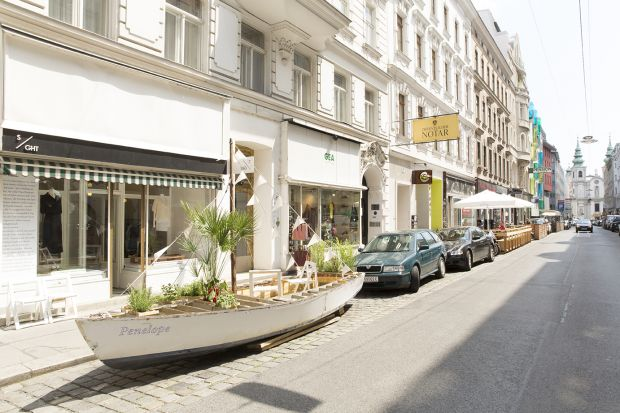 Sight store is located at Kirchengasse 24/5 in Vienna.