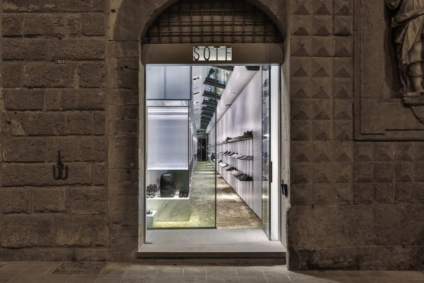 Store at Via de Tornabuoni 17-r, Florence