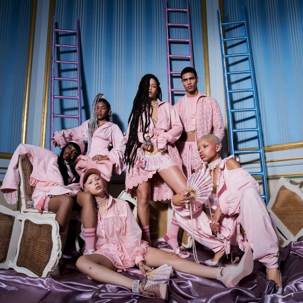 Rihanna's Fenty collection for Puma