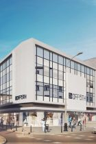 Rendering of the Saks Off 5th store in Frankfurt