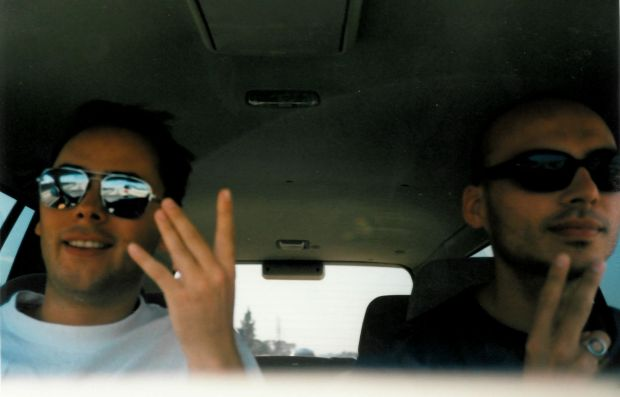 Säck & Nolde on the road back in the days