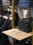 Scotch & Soda introduces a new shop-in-shop concept for its denim sub-brand Amsterdam Blauw