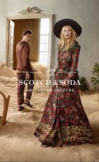 Scotch & Soda s/s 2017 campaign