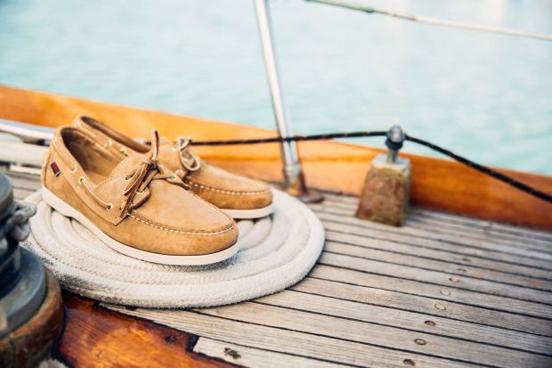 Sebago spring/summer '18 collection