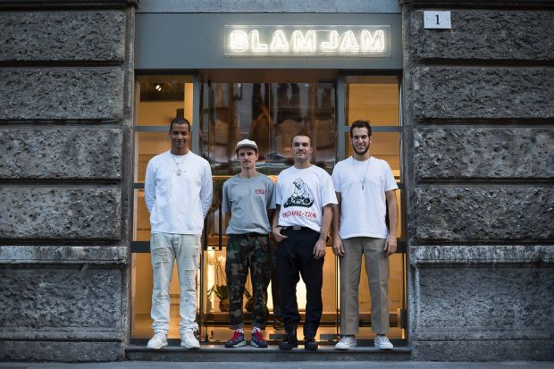Retailer to watch: The streetwear connoisseurs behind Slam