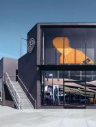Stone Island's new flagship store at North La Brea Avenue