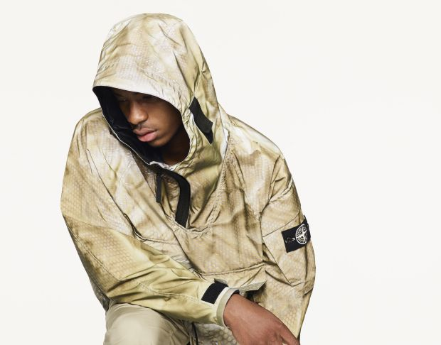 Stone Island: Prototype Research Series 01 capsule collection.