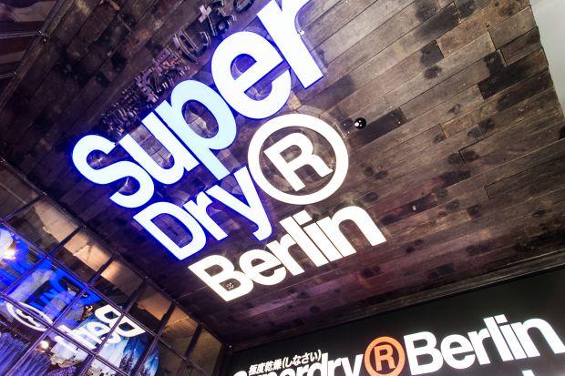 best service d6fdc 08edc Opening: Superdry opens biggest store worldwide in Berlin