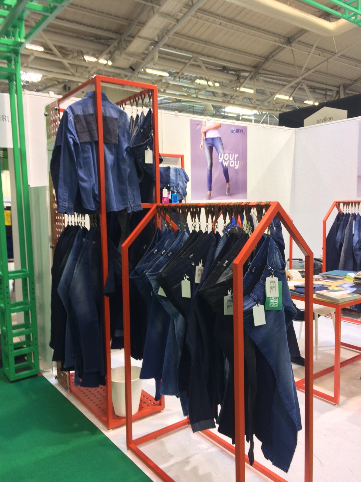 Trade Show: Texworld Paris: Avantex runs fast, slow debut for