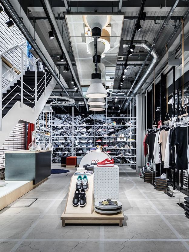 The new place to be for all Nike fans: Nike Kicks Lounge Omotesando