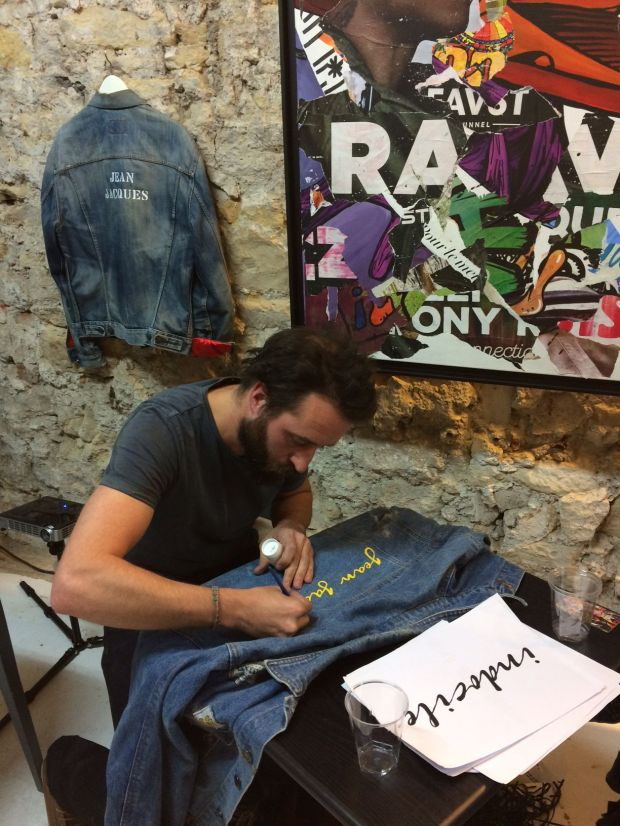 The Denim Pop-Up Street took place in the evening of the first day