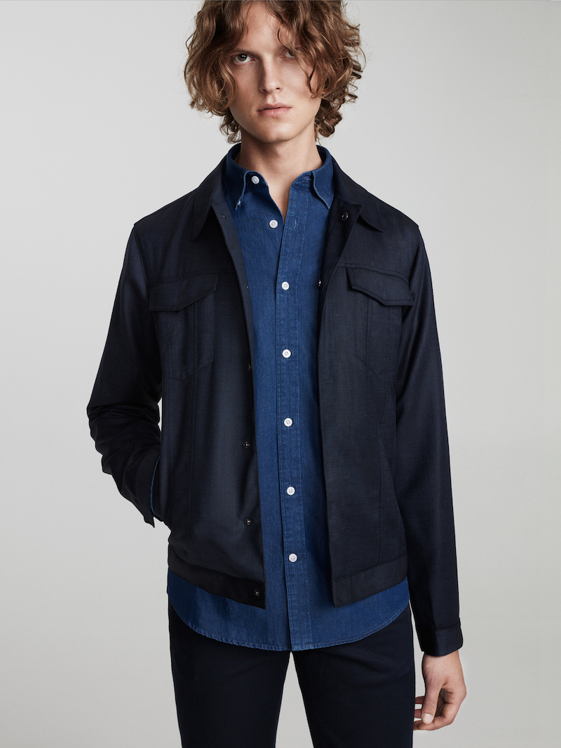 Tiger of Sweden denim shirt