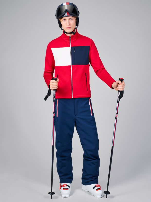 Tommy x Rossignol