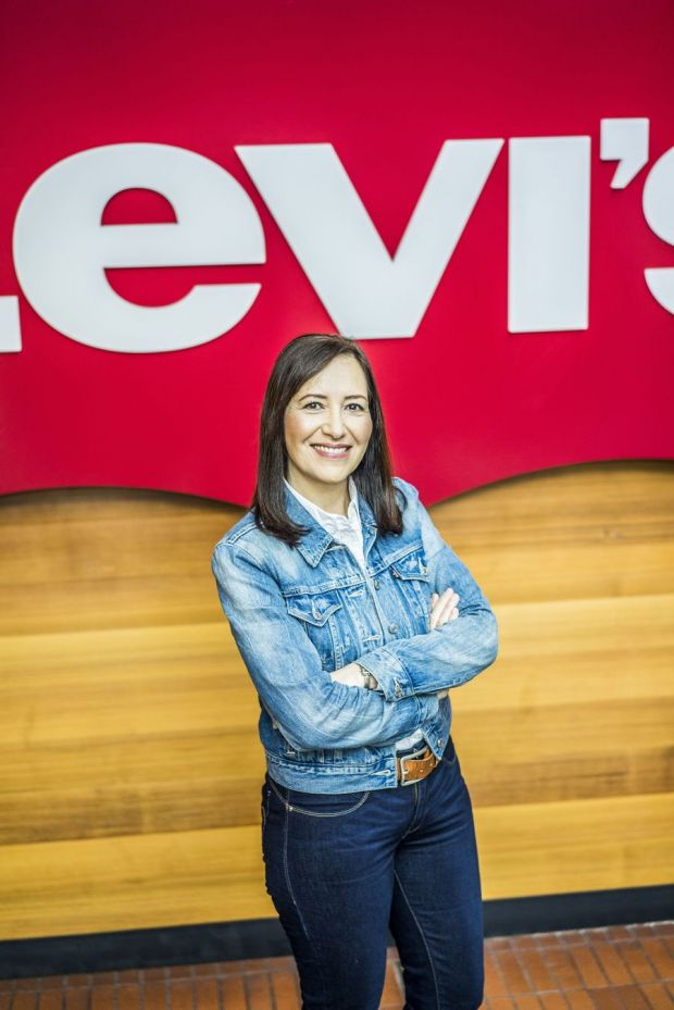 Tracey Panek, historian at Levi Strauss & Co.