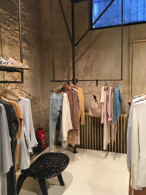 Yaya showroom at Premium