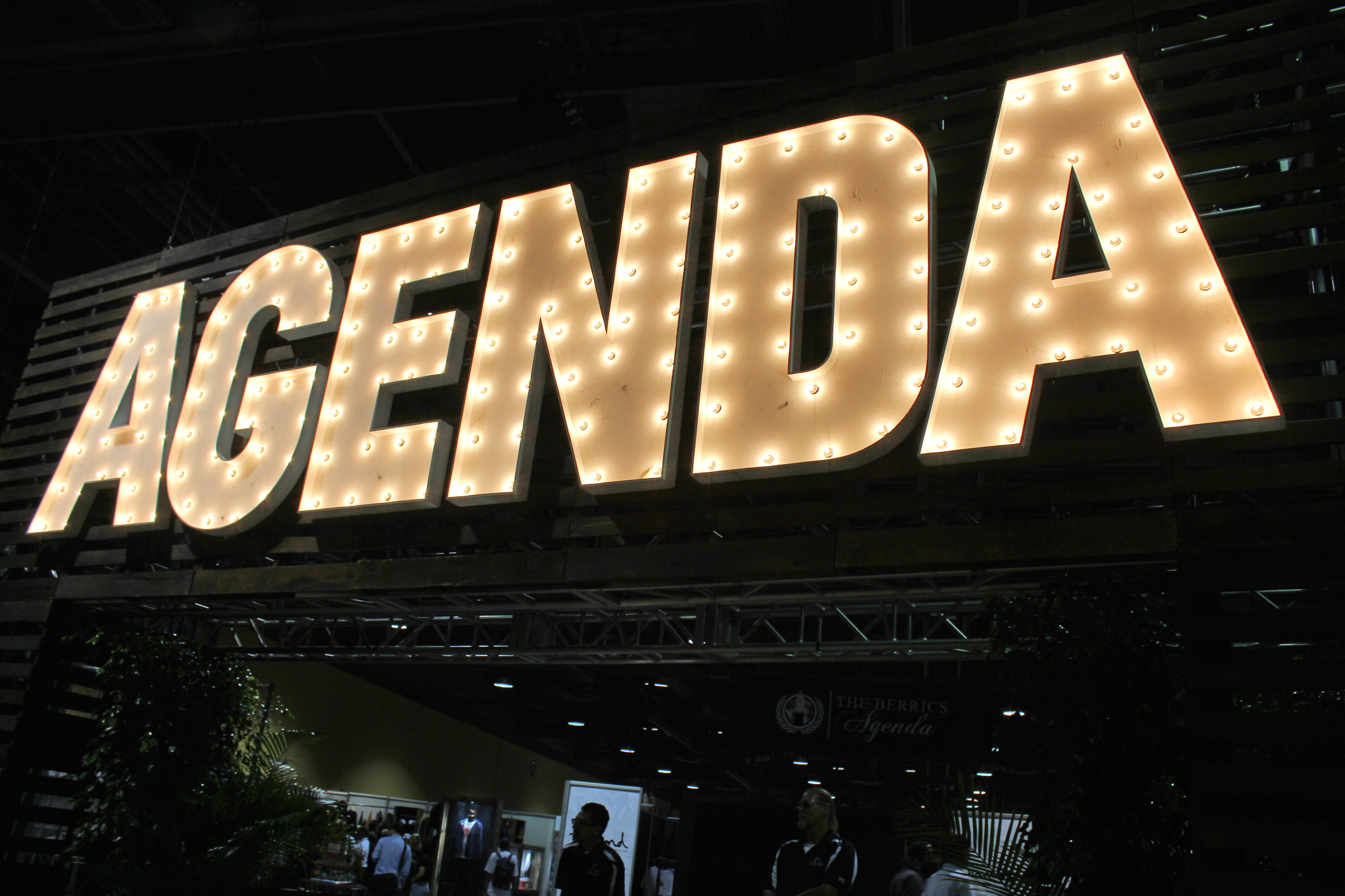 What you have missed at Agenda tradeshow