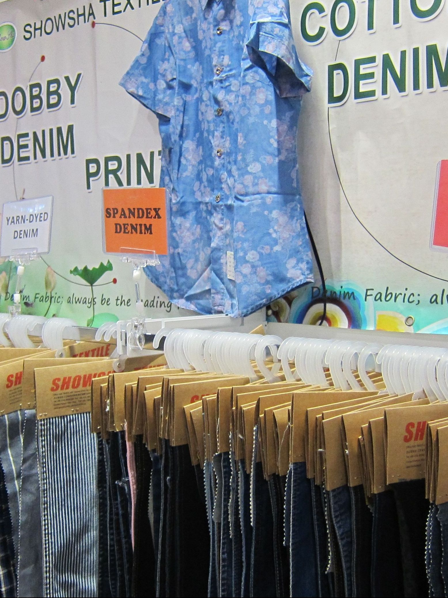 What you missed at the NY Fabric Fairs