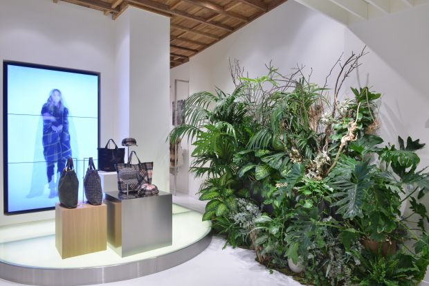 Inside the new Milan flagship