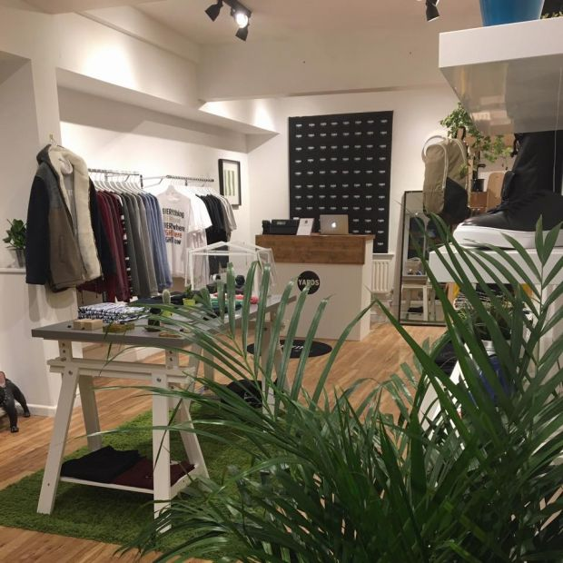 Menswear destination