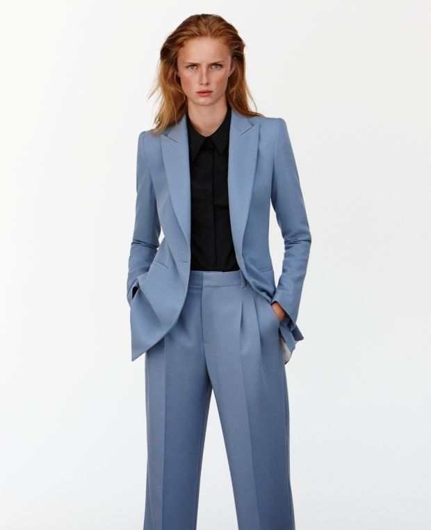 Trendwatch The Revival Of Pant Suits Female And Unisex