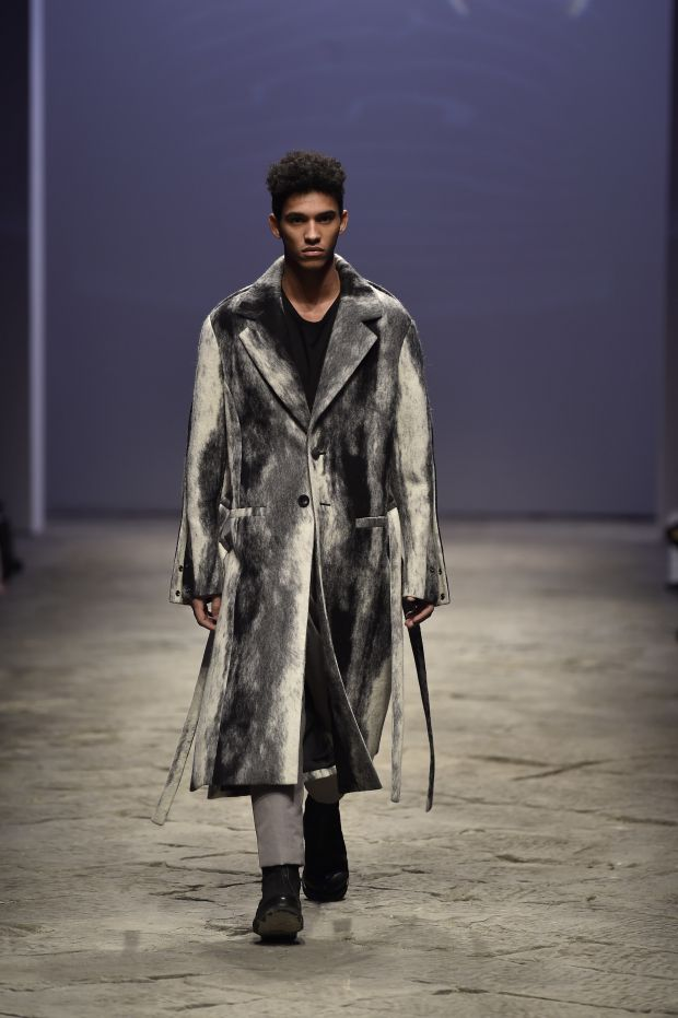 Seoul-based label Bmuet(te) showed their label at Pitti Uomo for the first time in 2013 and will be participating again with their new collection.