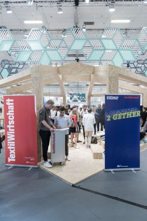 Seasonal get-2gether hosted by SI & TW at Panorama Berlin summer 2017