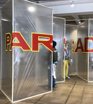 3.Paradis' installation at CIFF Raven