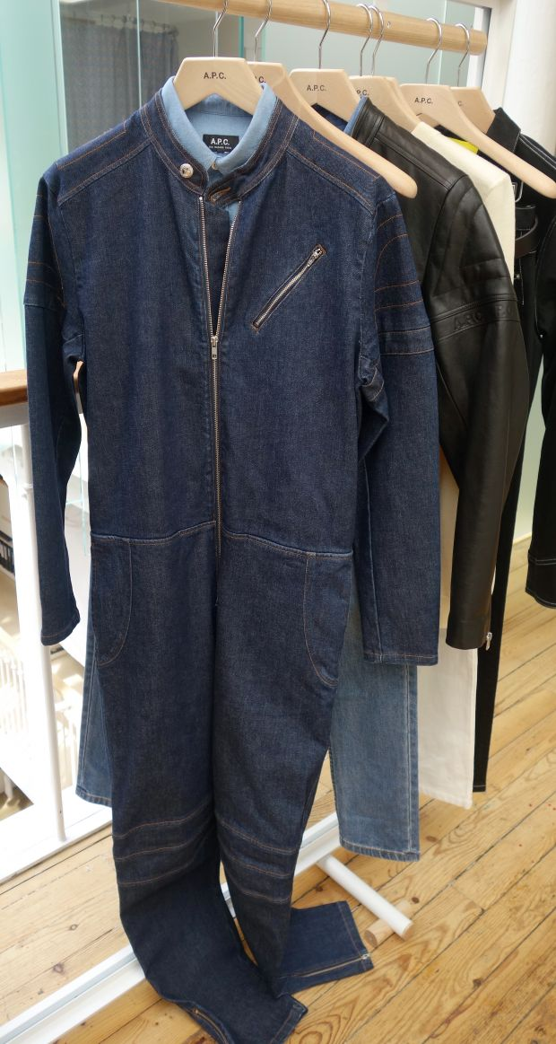 Overalls by APC