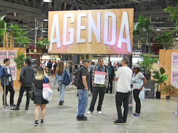 Agenda Show at Long beach