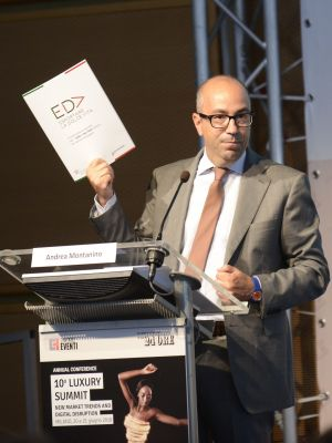 Andrea Montanio, director at Centro Studi di Confindustria and Prometeia