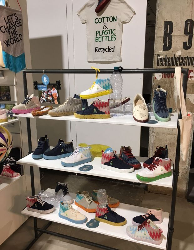 Arcas Bear at Kraftwerk