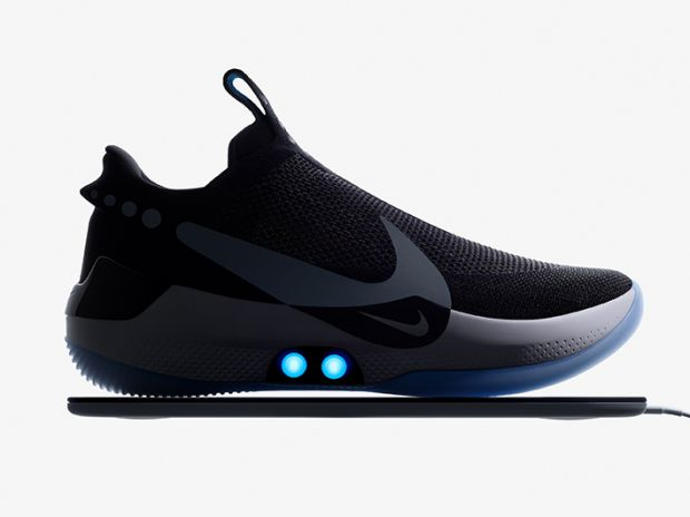 Nike Adapt – futuristically modern and post-Space Age
