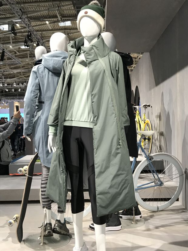 Fusionwear by Arys at Ispo vision