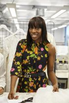 Vanessa Spence, womenswear design director, Asos