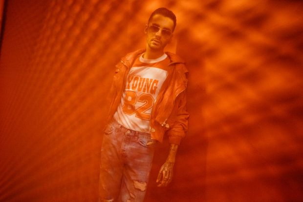 """I have several closets around the globe really"", Bill Kaulitz."