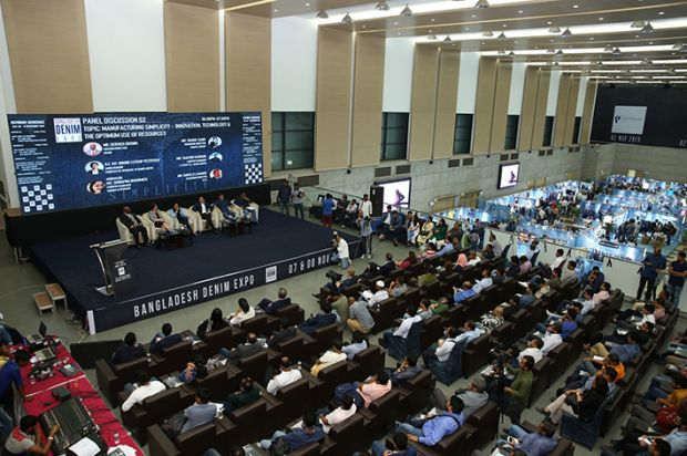 The 9th edition of Bangladesh Denim Expo sets a strong focus on substainibility and ecology in denim.