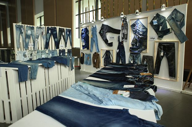 Trend corner at Bangladesh Denim Expo