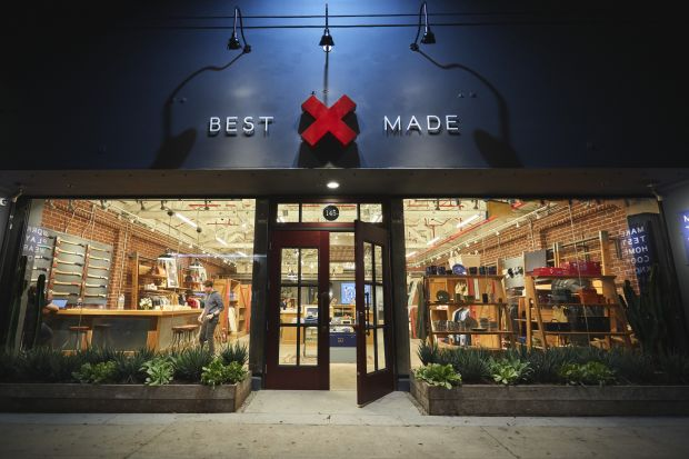 Best Made store in Los Angeles